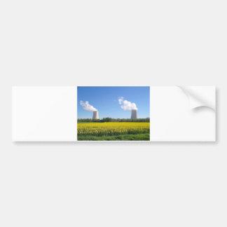 Nuclear power seedling - Nuclear power plant Bumper Sticker
