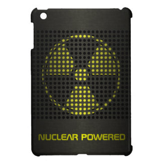 Nuclear Powered iPad Mini Covers