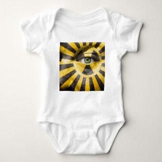 Nuclear Radiation Baby Bodysuit