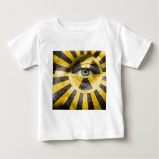 Nuclear Radiation Baby T-Shirt