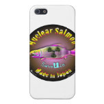 Nuclear Salmon iPhone 5 Covers