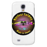 Nuclear Salmon Samsung Galaxy S4 Covers