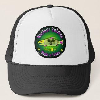 Nuclear Salmon Trucker Hat