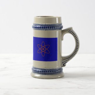 Nuclear Sign Beer Stein