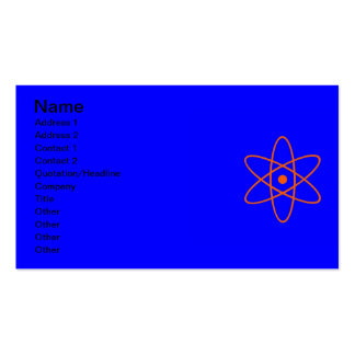 Nuclear Sign Business Card