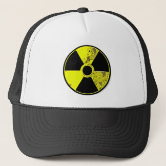 Nuclear Sign Trucker Hat