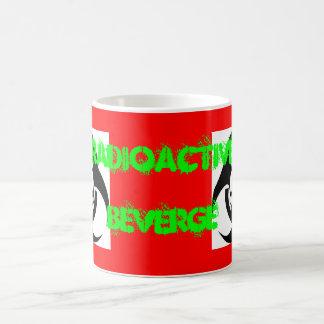 nuclear skull coffee mug
