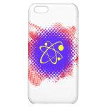 Nuclear Splash Grunge iPhone 5C Covers