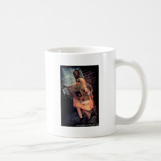 Nuclear Sunday by April A Taylor Coffee Mugs