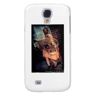 Nuclear Sunday by April A Taylor Galaxy S4 Covers