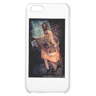 Nuclear Sunday by April A Taylor iPhone 5C Case