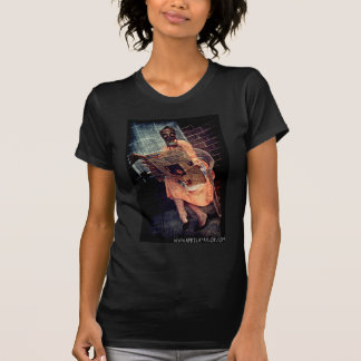 Nuclear Sunday by April A Taylor T-Shirt