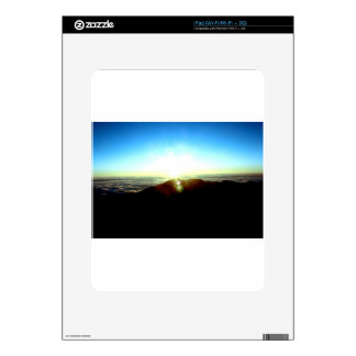 Nuclear Sunrise Decals For The iPad