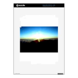 Nuclear Sunrise iPad 2 Skin