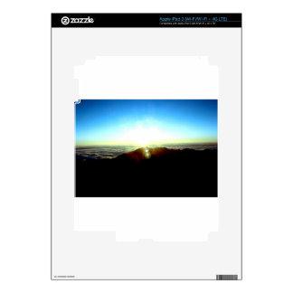 Nuclear Sunrise iPad 3 Skin