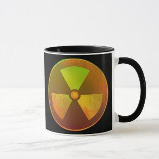 Nuclear Symbol Radioactive Glow Mug