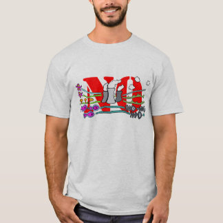 nuclear tee-shirt No T-Shirt