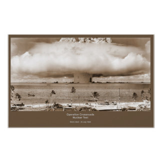 Nuclear Test poster