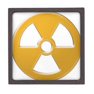 Nuclear Warning Gift Box