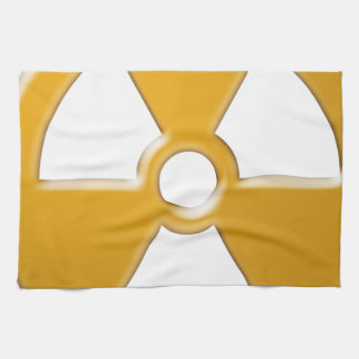 Nuclear Warning Towel