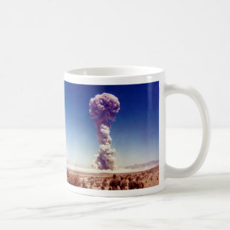 Nuclear Weapons Test Operation Buster-Jangle 1951 Classic White Coffee Mug