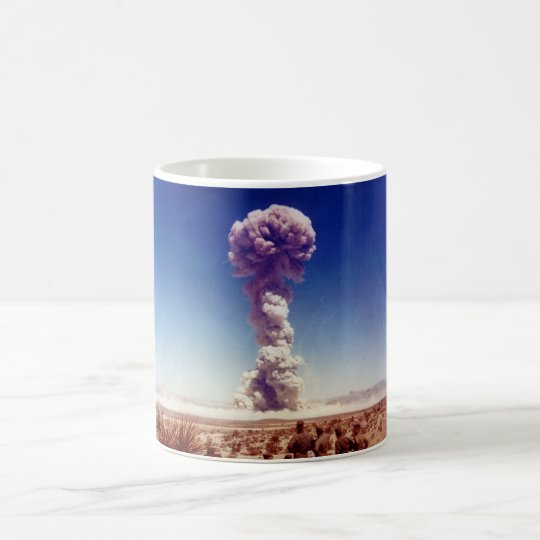 Nuclear Weapons Test Operation Buster-Jangle 1951 Coffee Mug