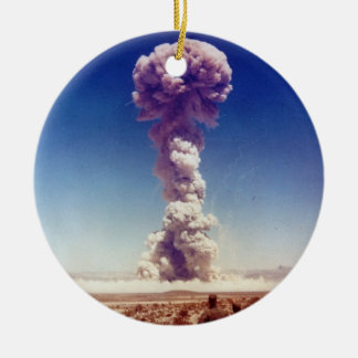 Nuclear Weapons Test Operation Buster-Jangle 1951 Ornament