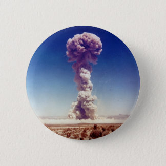 Nuclear Weapons Test Operation Buster-Jangle 1951 Pinback Button
