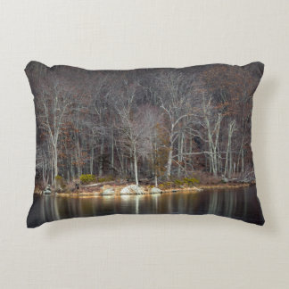 Nuclear Winter Decorative Pillow