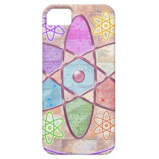 NÚCLEO - adición de belleza a la ciencia iPhone 5 Case-Mate Cobertura