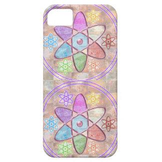 NÚCLEO - adición de belleza a la ciencia iPhone 5 Case-Mate Cárcasa