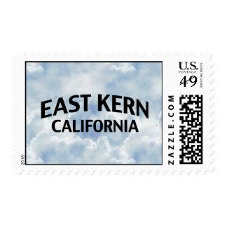 Núcleo de condensación del este California Sellos