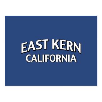 Núcleo de condensación del este California Tarjetas Postales