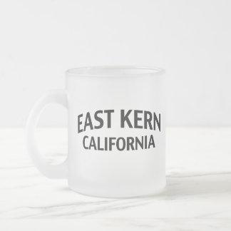 Núcleo de condensación del este California Taza