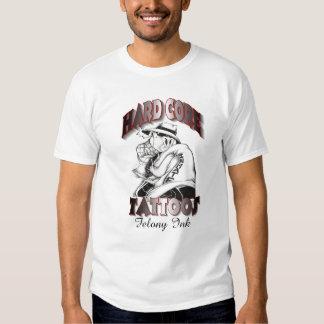 núcleo duro camisas
