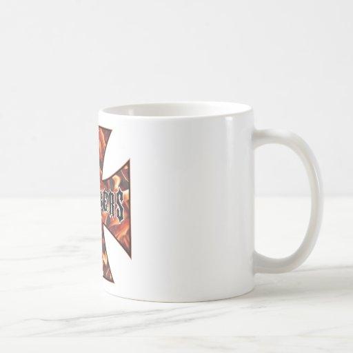Núcleo duro del fontanero taza