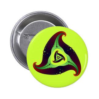 Nucleo Nature Pinback Button