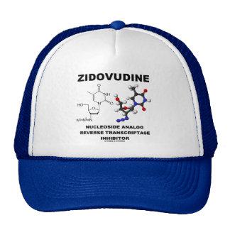 Nucleósido Transcriptase reverso análogo del Zidov Gorras