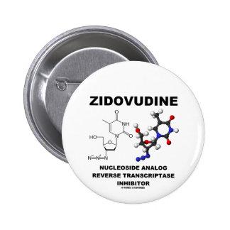 Nucleósido Transcriptase reverso análogo del Zidov Pins