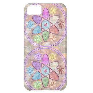 NUCLEUS - Adding Beauty to Science Case For iPhone 5C