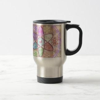 NUCLEUS - Adding Beauty to Science Coffee Mugs