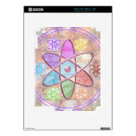 NUCLEUS - Adding Beauty to Science iPad 2 Skins