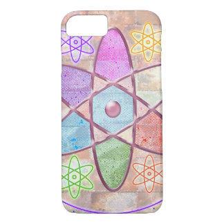 NUCLEUS - Adding Beauty to Science iPhone 8/7 Case