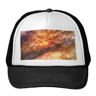 Nucleus of Galaxy Centaurus Hat