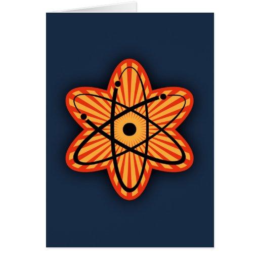 Nucular Atomics IV Greeting Card