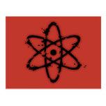 Nucular Atomics! Postcard