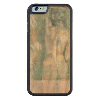 Nude Female Figure by Jennifer Goldberger Carved® Maple iPhone 6 Bumper Case