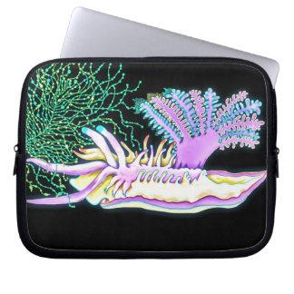 nudibranch laptop cover
