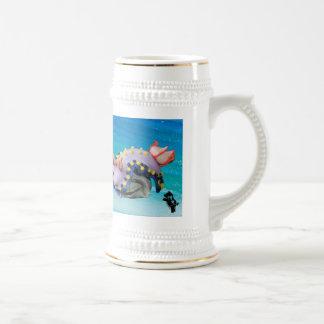 Nudibranch mug