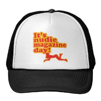 Nudie Magazine Day! Trucker Hat